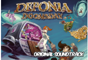 Deponia Doomsday - Soundtrack DLC Steam CD Key