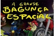A grande bagunça espacial - The big space mess Steam CD Key
