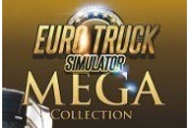 Euro Truck Simulator MEGA 2 Collection Steam CD Key