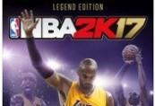 NBA 2K17 Legend Edition EU Steam CD Key