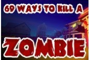 69 Ways to Kill a Zombie Steam CD Key