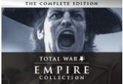 Empire: Total War Collection EU Steam CD Key