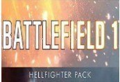 Battlefield 1 - Hellfighter Pack DLC EU Clé PS4