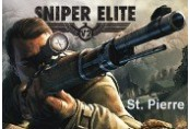 Sniper Elite V2 - St. Pierre DLC Clé  Steam