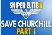 Sniper Elite III - Save Churchill Part 1: In Shadows DLC Steam CD Key