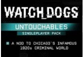 Watch Dogs - The Untouchables DLC Uplay CD Key