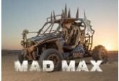 Mad Max + 3 DLCs Steam CD Key