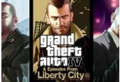 Grand Theft Auto IV Complete Edition EU Steam CD Key