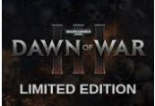 Warhammer 40,000: Dawn of War III Limited Edition Steam CD Key