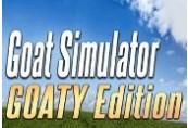 Goat Simulator GOATY Edition EU Nintendo CD Key