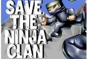 Save the Ninja Clan Steam CD Key