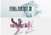 Final Fantasy XIII & XIII-2 EU Steam CD Key