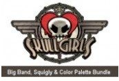 Skullgirls + Big Band, Squigly and Color Palette Bundle DLC Steam CD Key