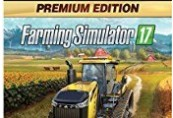Farming Simulator 17 Premium Edition XBOX One CD Key