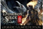 Dungeon Siege III - Upgrade to Limited Edition DLC Steam CD Key