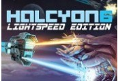 Halcyon 6: Lightspeed Edition EU Steam CD Key