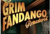 Grim Fandango Remastered PS4 US Key