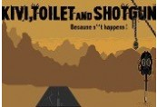 Kivi, Toilet and Shotgun Steam CD Key