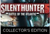 Silent Hunter 5: Battle of the Atlantic Collector's Edition Uplay CD Key