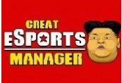 Great eSports Manager Steam CD Key