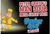 Family Guy: Back to the Multiverse - Peter Griffin's Man Boob Mega Sweat Pack DLC Steam Gift