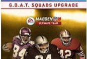 Madden NFL 18 G.O.A.T Squads Upgrade DLC XBOX One CD Key