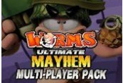 Worms Ultimate Mayhem - Multiplayer Pack DLC Steam CD Key