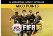 FIFA 16 - 4600 FUT Points XBOX One CD Key