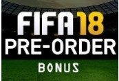 FIFA 18 - Preorder Bonus DLC EU PS4 CD Key