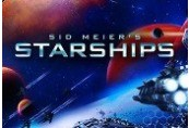 Sid Meier's Starships RU VPN Required Steam CD Key