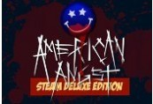 American Angst: Steam Deluxe Edition Steam CD Key