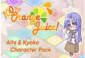 100% Orange Juice - Alte & Kyoko Character Pack DLC Steam CD Key