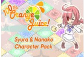 100% Orange Juice - Syura & Nanako Character Pack DLC Steam CD Key