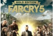Far Cry 5 Gold Edition RoW Uplay CD Key