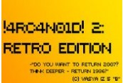 !4RC4N01D! 2: Retro Edition Steam CD Key
