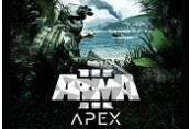 Arma 3 - Apex DLC Steam CD Key