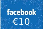 Facebook €10 EU Gift Card