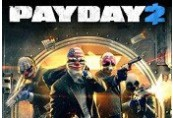 PAYDAY 2: Heist Bundle Steam Gift