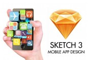Sketch 3 Mobile App Design ShopHacker.com Code