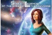 Space Legends: At the Edge of the Universe Steam CD Key