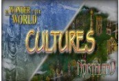 Cultures: Northland + 8th Wonder of the World Steam CD Key