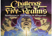 Challenge of the Five Realms: Spellbound in the World of Nhagardia Steam CD Key