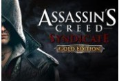 Assassin's Creed Syndicate Gold Edition EN Language Only Uplay CD Key