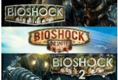 Bioshock Triple Pack Steam CD Key