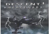 Descent 3 + Mercenary GOG CD Key