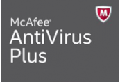 McAfee AntiVirus Plus 1 Jahr 1 PC