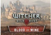 The Witcher 3: Wild Hunt - Blood and Wine DLC GOG CD Key