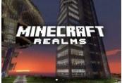 Minecraft Realms 30 Days Global Prepaid Card