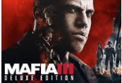 Mafia III Digital Deluxe Edition EU XBOX One CD Key