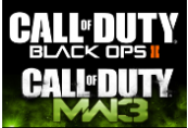 Call of Duty: Black Ops II + Modern Warfare 3 Bundle Steam CD Key